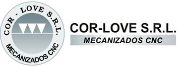 Cor-Love S.R.L. Mecanizados CNC.  Tornería de Precisión.  Micromecanizados. Metalúrgica.